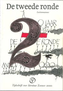 De Tweede Ronde 2000 - cover lustrumnummer