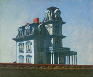 Edward Hopper, The House by the Railroad (1925)
