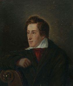 Heinrich Heine Moritz Daniel Oppenheim