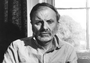 Geoffrey Hill in 1986