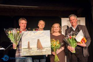Prijsuitreiking Vertaalwedstrijd Huizen 2018