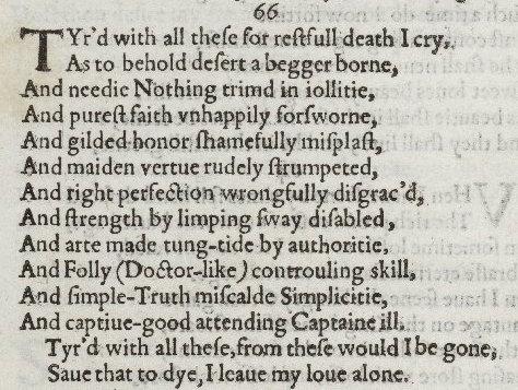 Shakespeare - Sonnet_66_1609